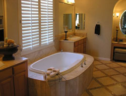 Photo of Interior Bathroom Shutters